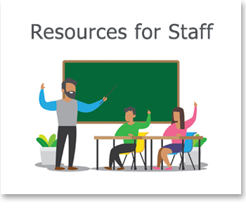 Resources for Staff