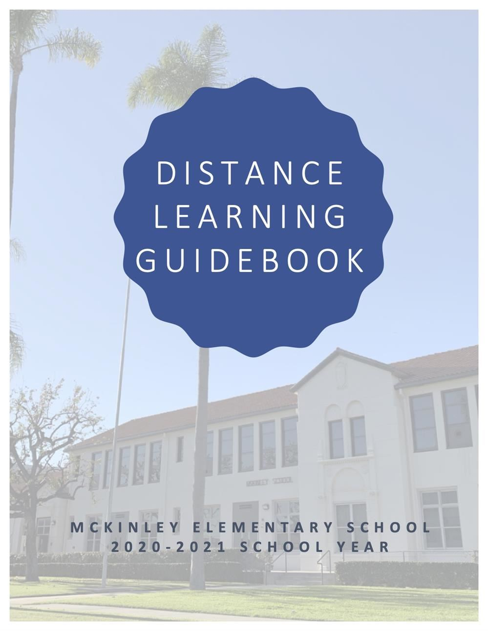 McKinley Distance Learning Guidebook