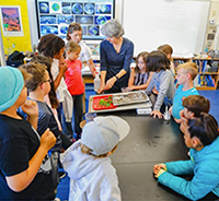 Teaching sustainability at SMMUSD schools