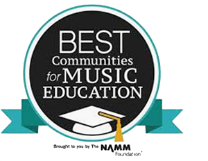 SMMUSD is named a best community for music education by NAMM in 2020